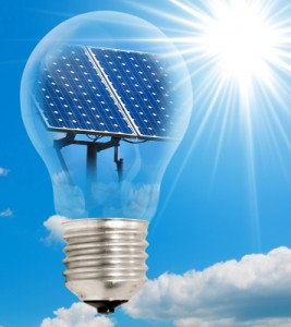 choose to use Solar Power